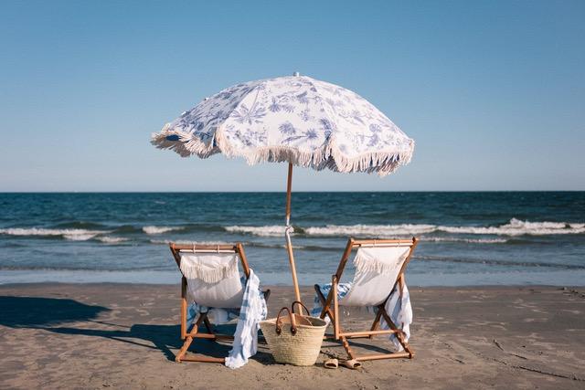 What We Pack For A Summer Beach Day - Julia Berolzheimer